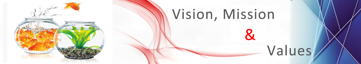Vision, Mission & Values of Sai Media Solution