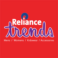Reliance Trends Logo - Sai Media Solutions