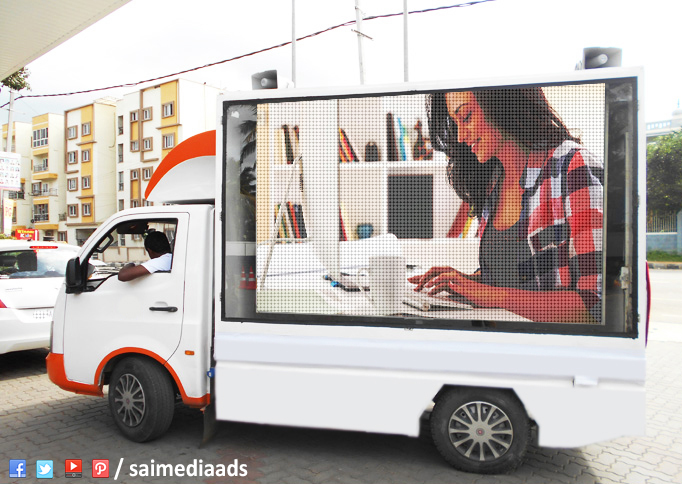 LED Van for rent in Bangalore and rest of Karnataka_1
