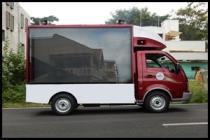 LED Vans - Sai Media Solutions