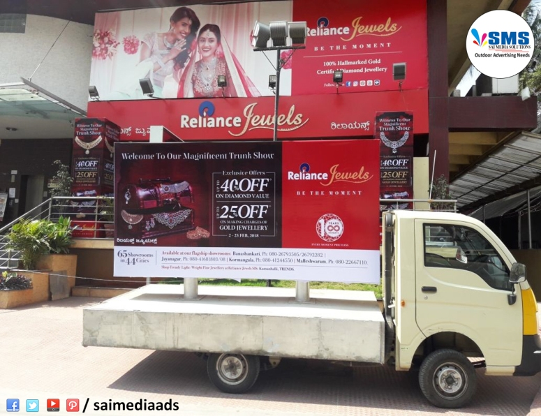 Advertising company in bangalore