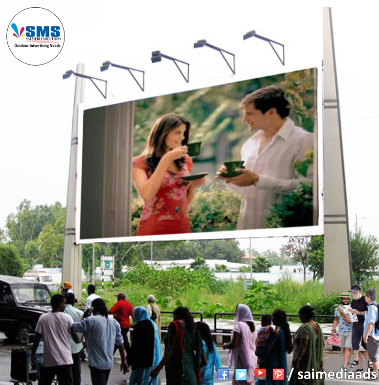 Best Outdoor Hoardings or Billboards in bangalore India_2