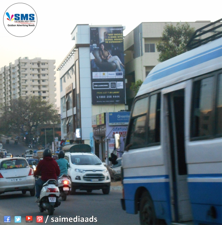 Outdoor Hoardings or Billboards in bangalore India_1